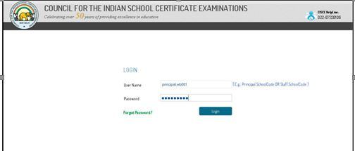 ISC 12th Registration Form 2019