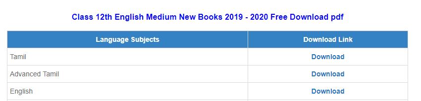 TN HSC Syllabus 2020 .d