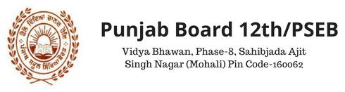 Punjab Board 12th/PSEB download latest updates