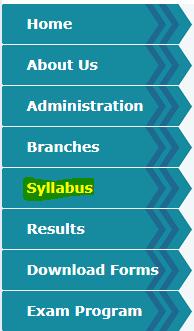 AHSEC HS Syllabus 2020