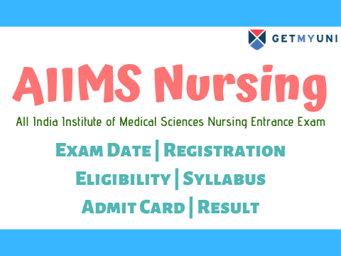AIIMS Nursing Entrance Exam