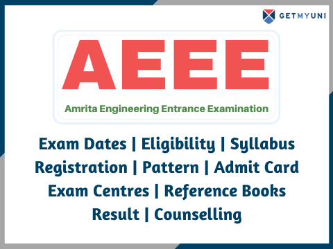 AEEE - Registration, Dates, Result, Admission, Admit Card