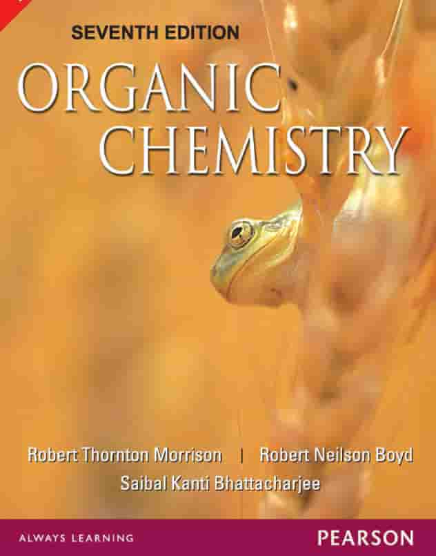 Organic Chemistry by Morrison and Boyd