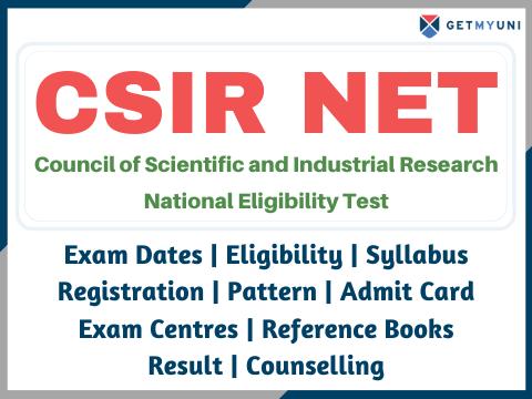 CSIR NET