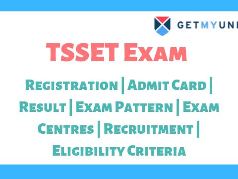 TSSET Exam