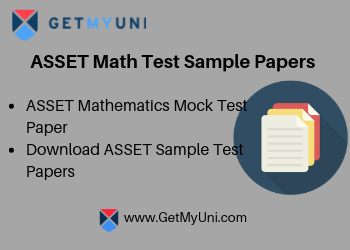 ASSET Math Free Sample Test Papers For Classes 3,4,5,6,7,8,9,10
