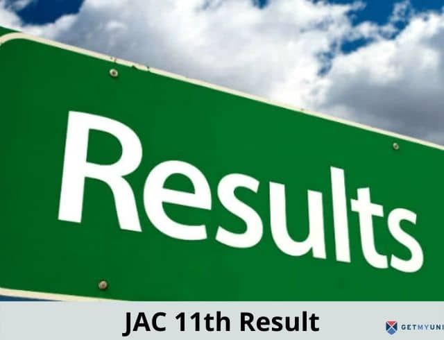 JAC 11th Result