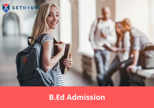 B.Ed Admission 2020