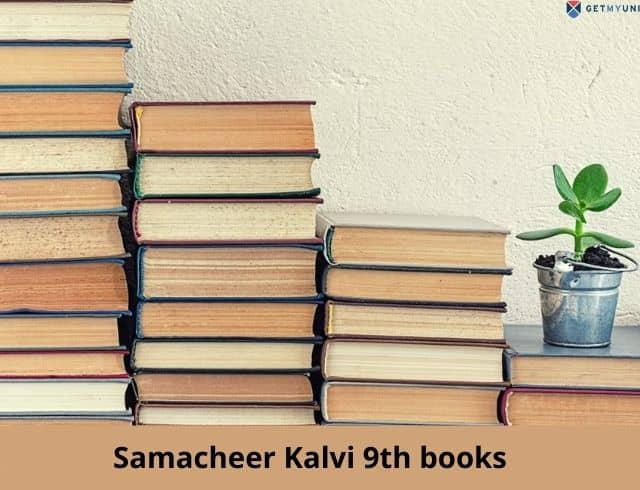 Samacheer Kalvi Class 9th books