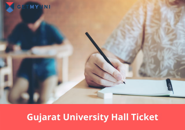 Gujarat University Hall Ticket