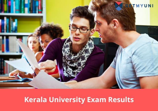 Kerala University Exam Results