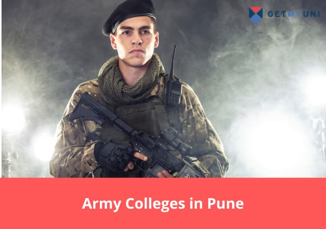 army colleges in pune