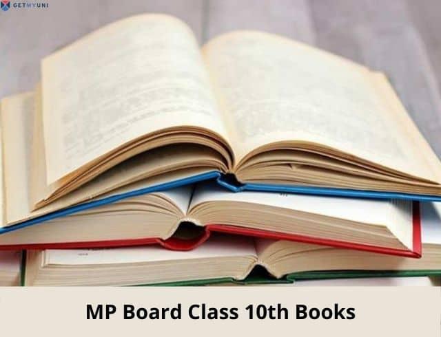 MP Board Class 10th Books