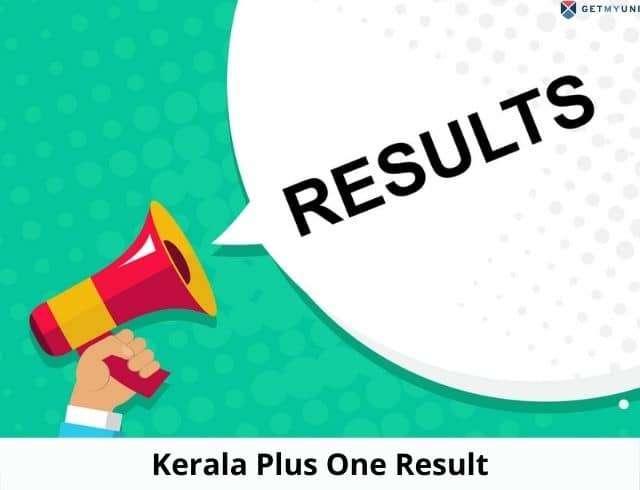 Kerala Plus One Result