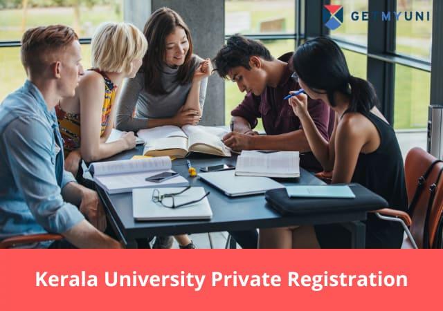 Kerala University Private Registration