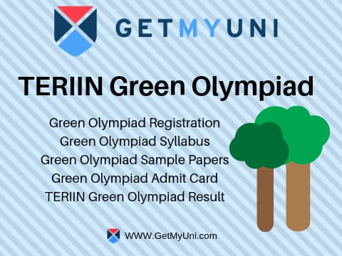 TERI Green Olympiad 2019 Exam |Green Olympiad Syllabus, Papers,Results