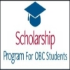 Pre Matric Scholarship for OBC Students