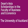 Dean's Asia Scholarships in the Faculty of Business and Economics