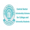 Central Sector Scholarship for College and University Students