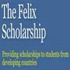 Felix Scholarship