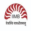 IIM Bangalore Doctoral Research Fellowship