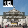 UCL Denys Holland Scholarship