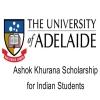 Ashok Khurana Scholarship