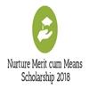 Nurture Merit cum Means Scholarship