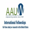 AAUW International Fellowship