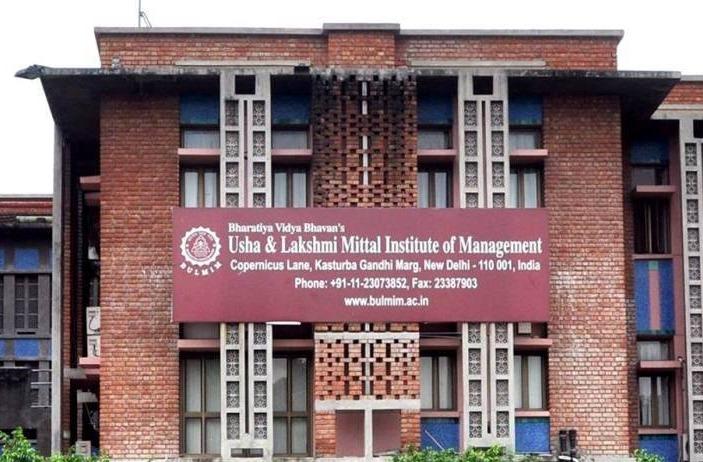Fees Structure and Courses of Bharatiya Vidya Bhavan's Usha and Lakshmi  Mittal Institute of Management, [BULMIM] New Delhi 2021