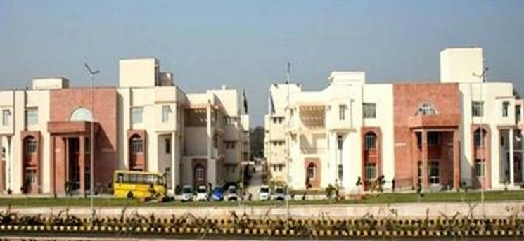 Central University of Haryana, [CUH] Narnoul - Hostels and