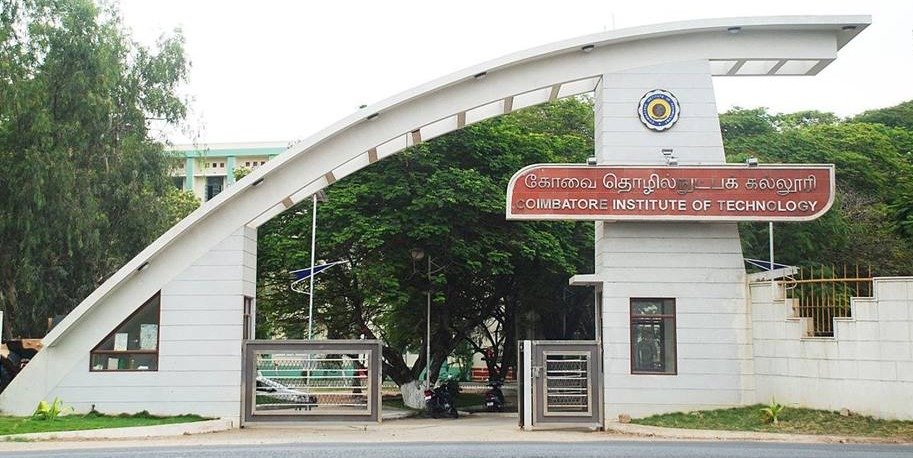 Fees Structure And Courses Of Coimbatore Institute Of Technology Cit Coimbatore 2020