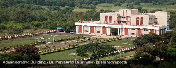 Fees Structure and Courses of Dr Panjabrao Deshmukh Krishi Vidyapeeth, [DPDKV] Akola 2018-2019
