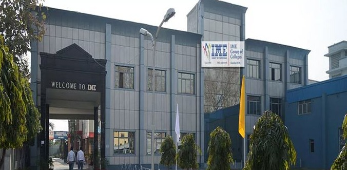 Institute of Management Education, [IME] Ghaziabad Cutoff 2019