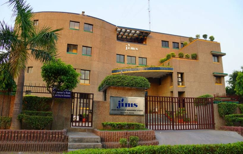 Fees Structure and Courses of Jagan Institute of Management Studies, [JIMS  Rohini] New Delhi 2021