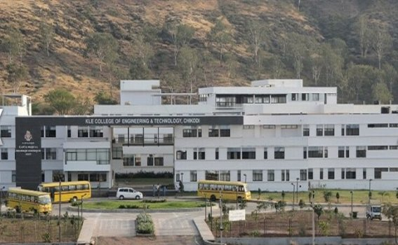 Fees Structure And Courses Of Kle College Of Engineering And Technology Klecet Belgaum 2020