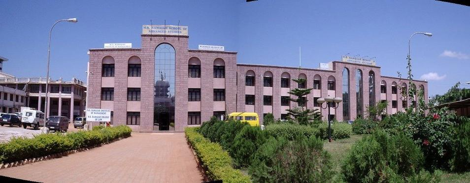 Fees Structure And Courses Of Ms Ramaiah Institute Of Management Msrim Bangalore 2020