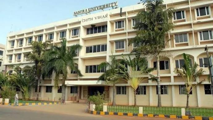 SASTRA University, Thanjavur - Hostels and Facilities