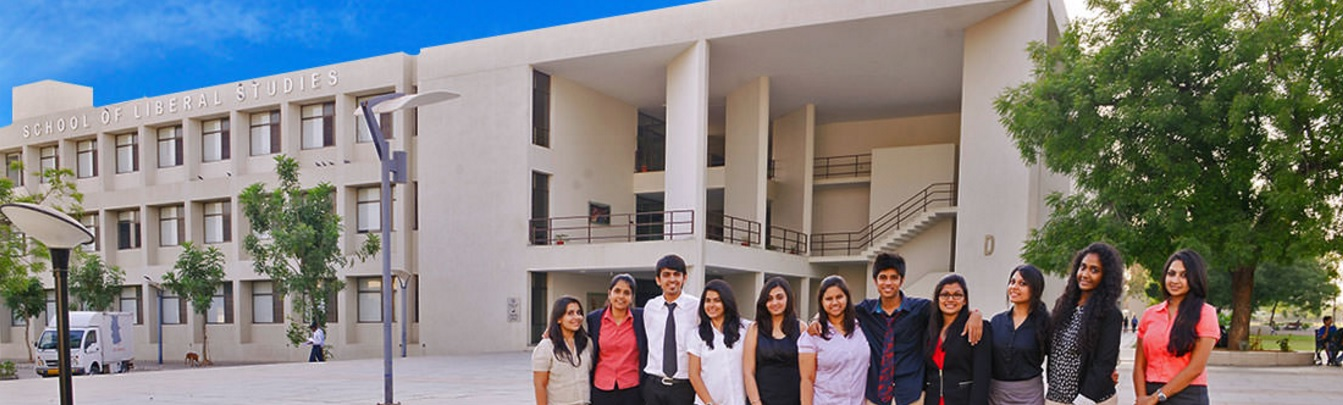 School Of Liberal Studies Sls Gandhinagar Courses Fees Admission Ranking Review Placements And More