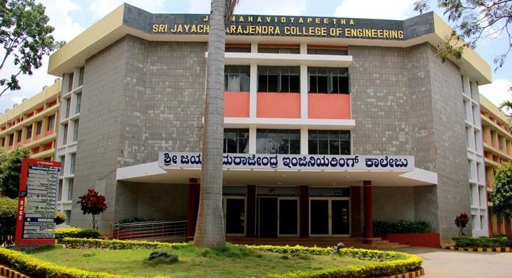 Fees Structure And Courses Of Sri Jayachamarajendra College Of Engineering Sjce Mysore 2020