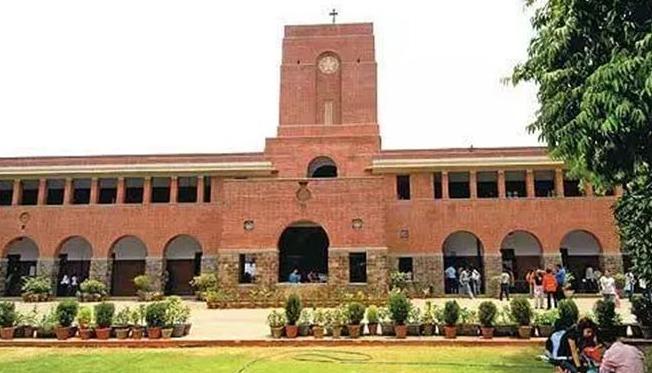 St Stephens College, Delhi University, New Delhi - Courses
