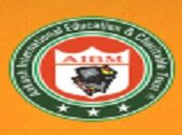 Aakash Institute of Business Management, [AIBM] Bangalore logo