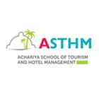 Achariya School Tourism and Hotel Management, Pondicherry logo