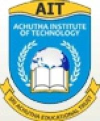 Achutha Institute of Technology, [AIT] Bangalore logo