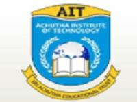 Achutha Institute of Technology, [AIT] Chikkaballapura logo