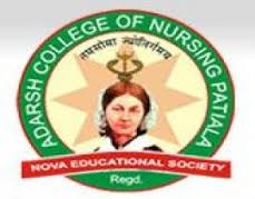 Adarsh College of Nursing, Patiala logo