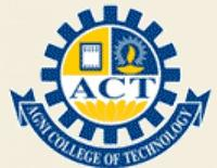 Agni College of Technology, [ACT] Chennai logo