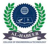 AlHabeeb College of Engineering and Technology, [AHCET] Rangareddi logo