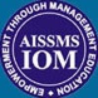 All India Shri Shivaji Memorial Society's Institute of Management, [AISSMSIM] Pune logo