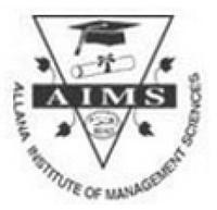 Allana Institute of Management Sciences, [AIMS] Pune logo